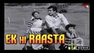 Beqas Ki Aabaru / Ek Hi Raasta 1956