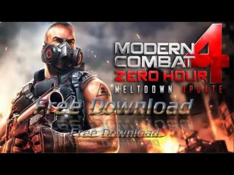 apk modern combat 4