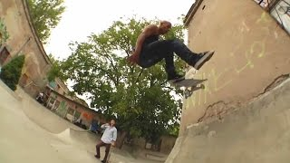 Red Bull: Berlin Skate Session on DIY Features