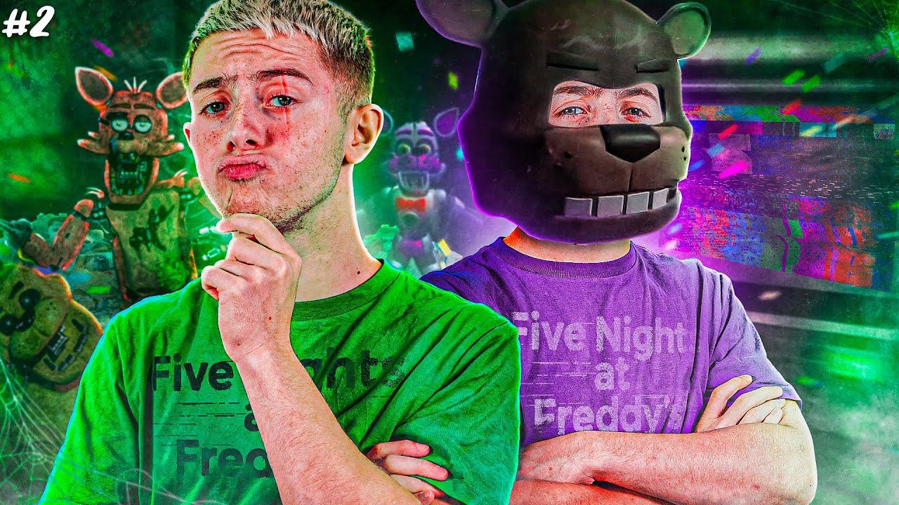 CE JEU ME FAIT VRAIMENT TROP FLIPPER BOR*EL ! (Five Nights At Freddy's : Help Wanted)