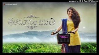 Download Hindi Video Songs - Nilavade | Shatamanam Bhavati | Singer Raaj