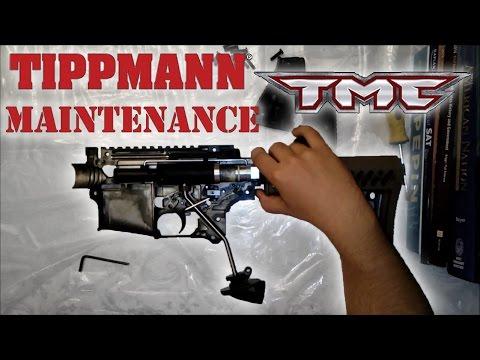 Tippmann TMC maintnence
