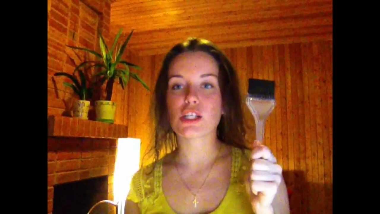 Ламинирование волос concept - YouTube