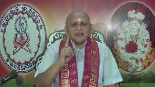 Viveka Chudamani : Day 94 : Shlokam 370 371 372 : By Sri Chalapathirao