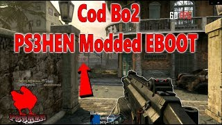 Cod Bo2 With Red Box Multiplayer Modded EBOOT PS3HEN 2019