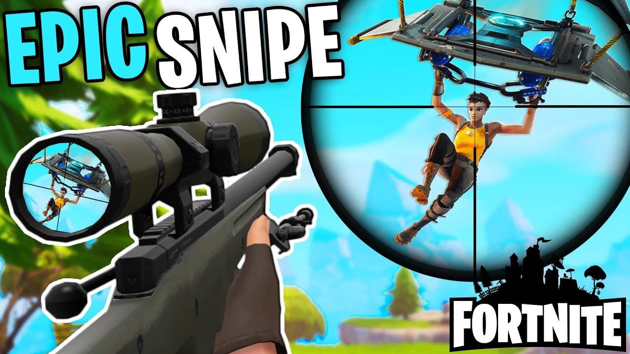 Fortnite Wtf Moments Funny Fails Epic Wins 3 Longest Snipe Shot