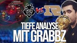 Profi Analyse mit G2 Grabbz! | G2 vs RNG