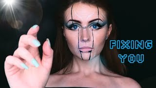 [ASMR] SciFi Fixing You Roleplay