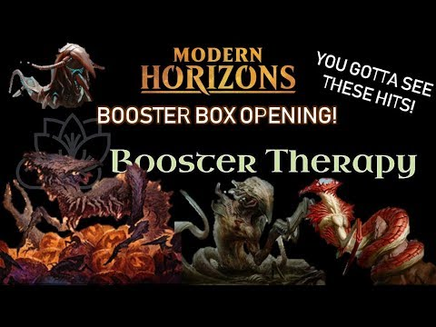 You Gotta See These HITS! | Modern Horizons Booster Box | Commander Masters PART 2!