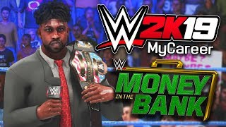 AT MONEY IN THE BANK... | WWE 2K19 My Career Mode Ep #8
