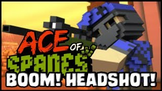 Ace of Spades: Spooky Mansion - Boom! Headshot!