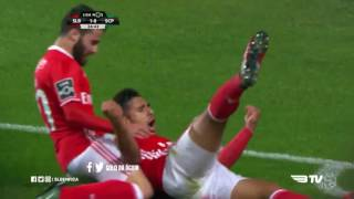 Benfica 2 vs Sporting 1