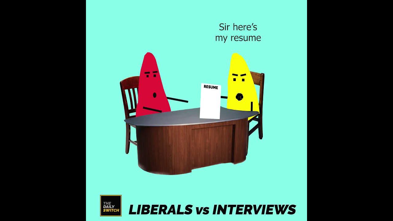 Liberals vs Interviews