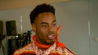 EXCLUSIVE: Rashad Jennings Says the Attention From Women Since