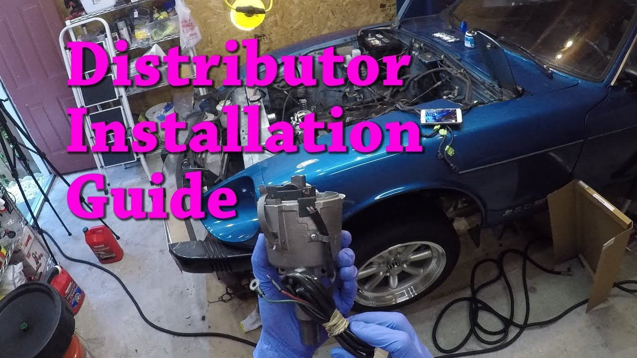 280z Distributor Wiring Diagram Libraries 280zx Dizzy