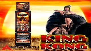 NEW GAME! KONG OF SKULL ISLAND SLOT MACHINE