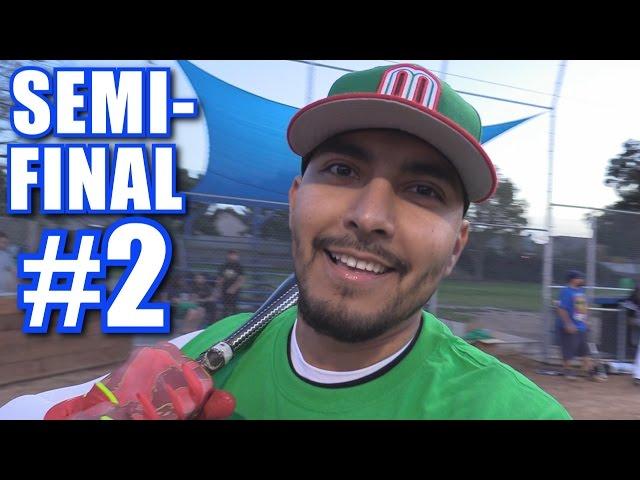 BOBBY VS. BENNY! | Offseason Softball League | Semi-Final #2