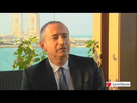 First Arab Civil Code Forum in UAE : Patrick Safar, CHAMBRE NATIONALE DES HUISSIERS DE JUSTICE