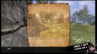 The Elder Scrolls Online cyrodiil treasure map 4 iv