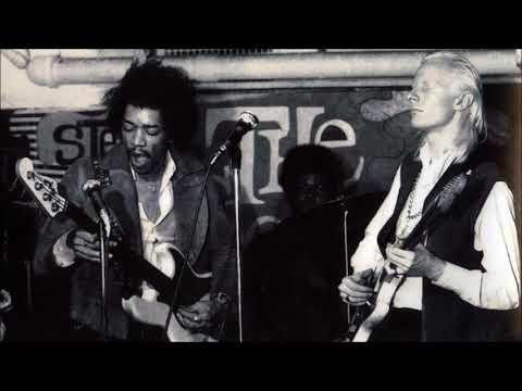 JIMI HENDRIX - The Catfish Blues (1968)