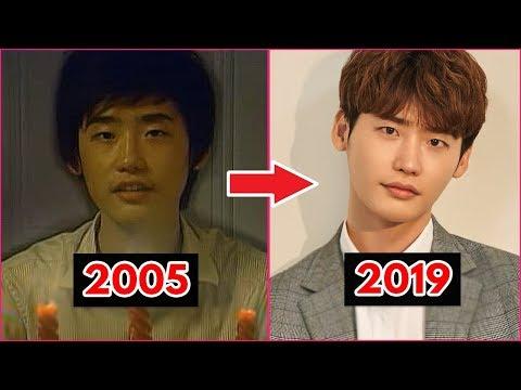 Lee Jong Suk Evolution 2005 - 2019
