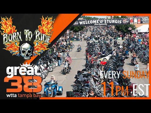 This Week on Born To Ride TV Episode #1272 - Dave Nichols Part 2, Sturgis Talk