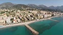 Vidéo exceptionnelle réalisée à Roquebrune Cap Martin