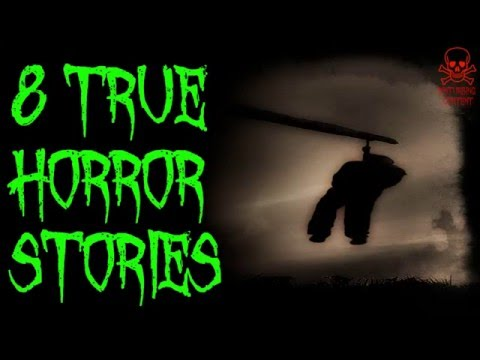 8 True Horror  Stories| True Creepy Stories To Keep You Up At Night