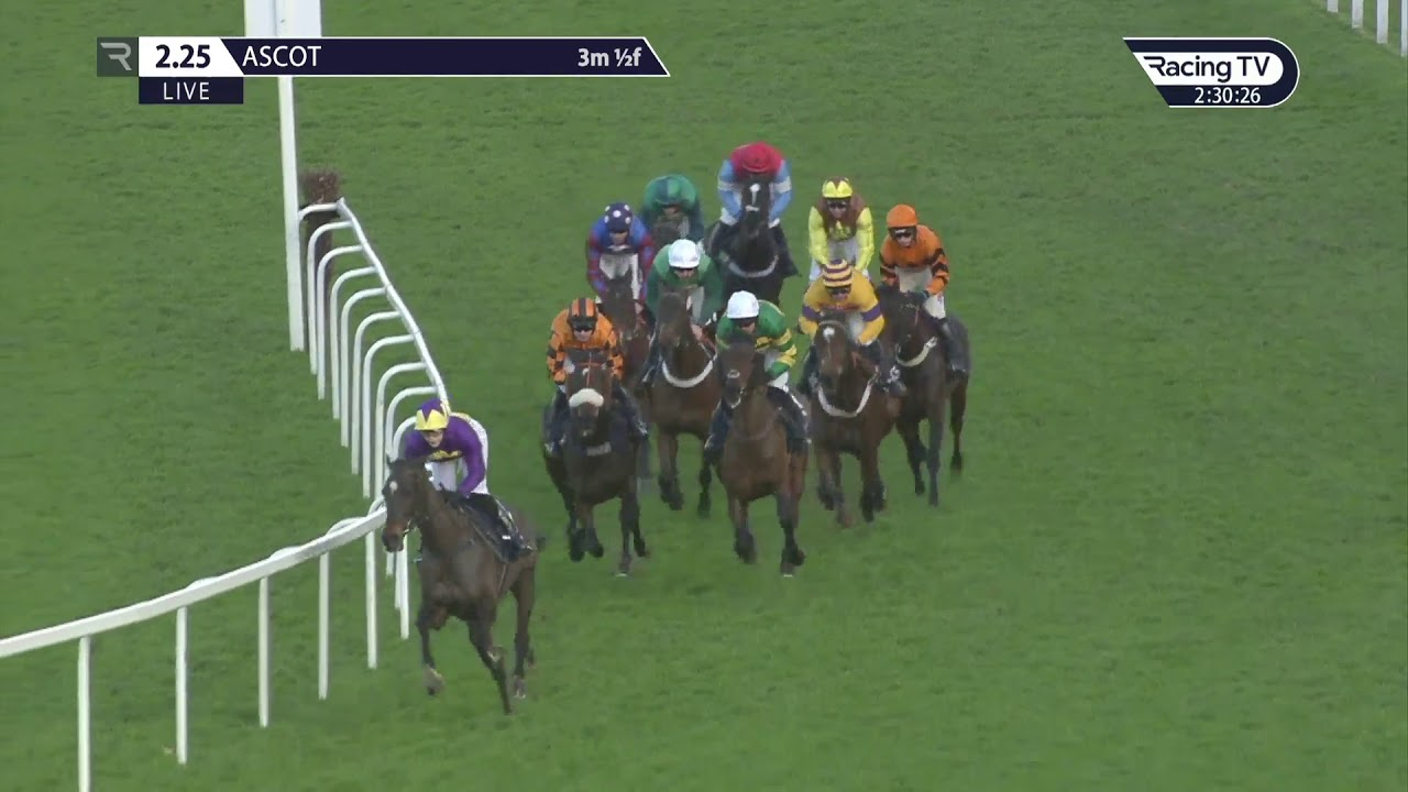2018 JLT Hurdle - Racing TV