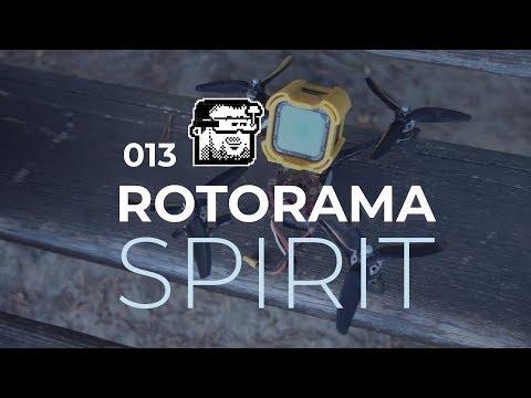 4in Vs 5in Rotorama Spirit