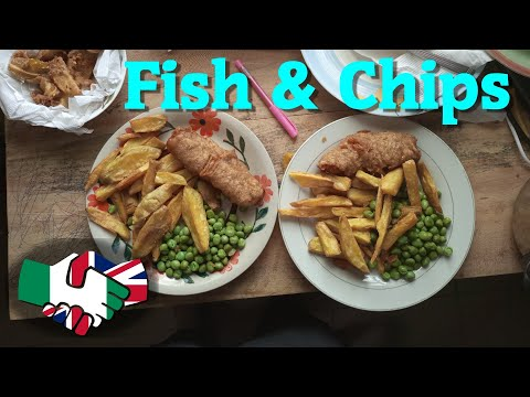 Making Fish And Chips (A British Classic) In Nigeria