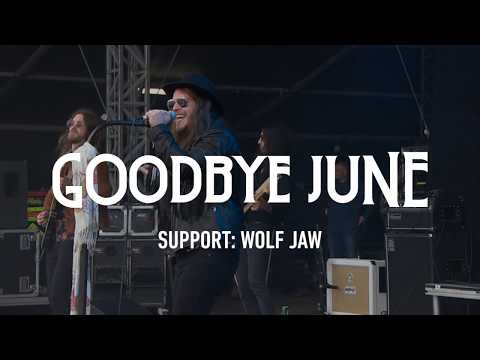 Goodbye June – Tour 2019