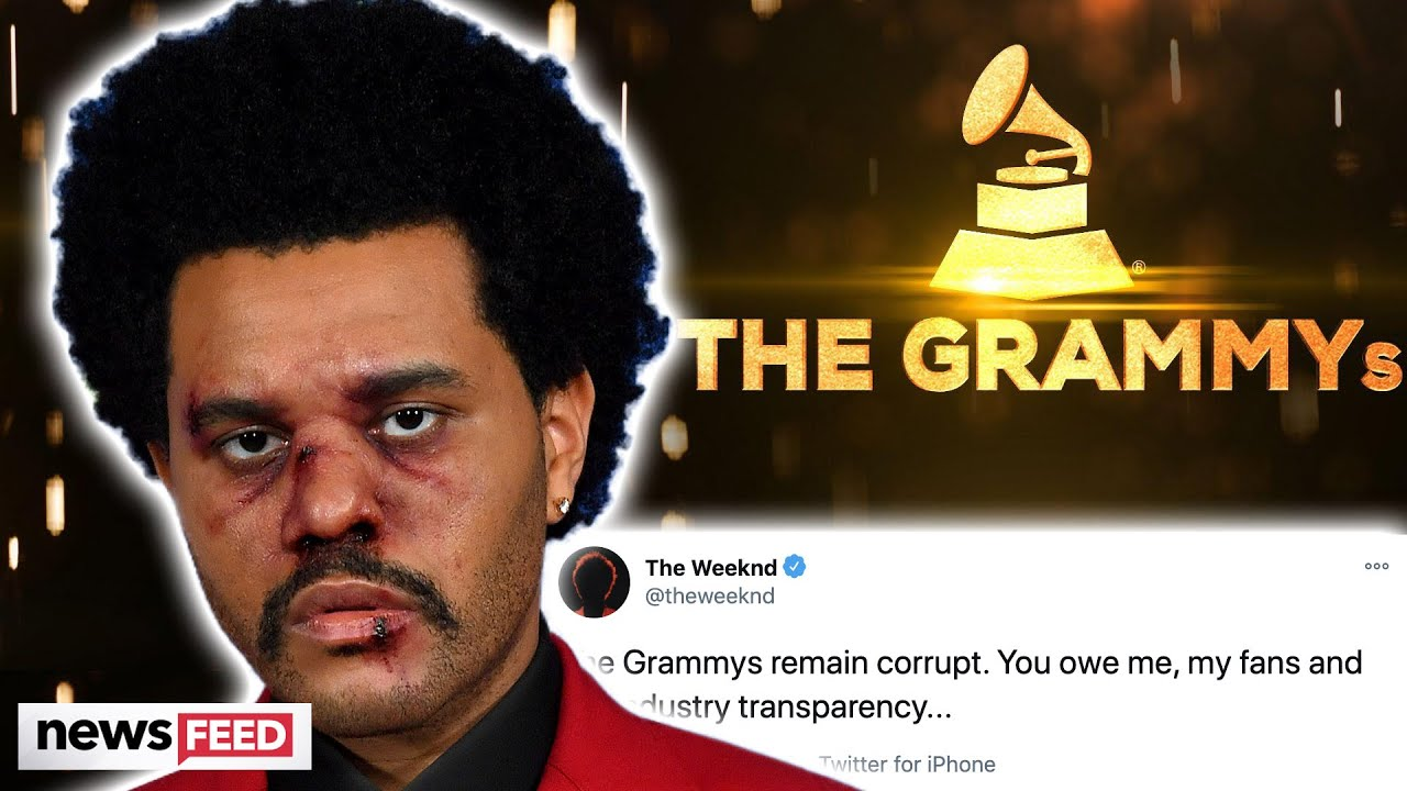 The Weeknd Calls Grammys CORRUPT After Being Snubbed Big Time!