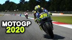 MOTOGP 2020 GAME MOD! - Rossi's Comeback at Assen!