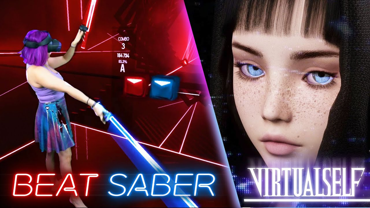 Download Virtual Self - Angel Voices [Beat Saber]