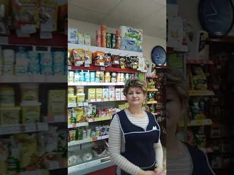 Беспредел в магазине в Грайвороне