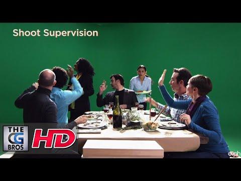 "CGI VFX Breakdowns : ""American Food 2"" - By UVPH"