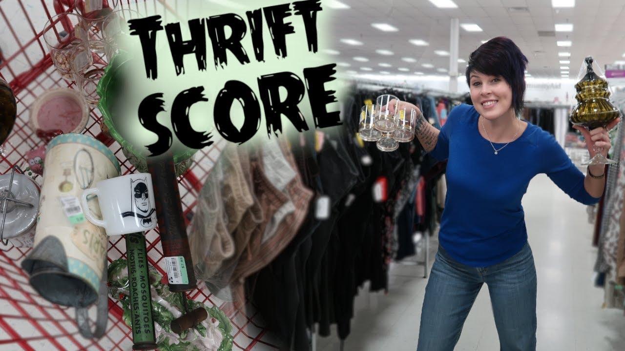 Holy Vintage Thrift Score Batman Buying Reselling Crazy Lamp Lady Youtube