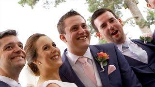 Sarah & Rob's wedding @ Hampton Court Palace KT8 9AU