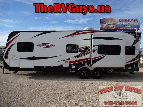 Who Let The Toys Out!? Get Sneaky With This BP Toy Hauler! 2016 Stealth 2612