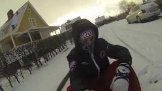 swedish snow fun