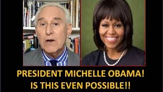 President Michelle Obama!! Hillary is very Sick! She may not make it thru the Debates!!!!