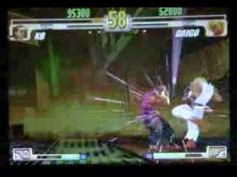 evo2k3 K.O(yun) vs Daigo(ken) part1