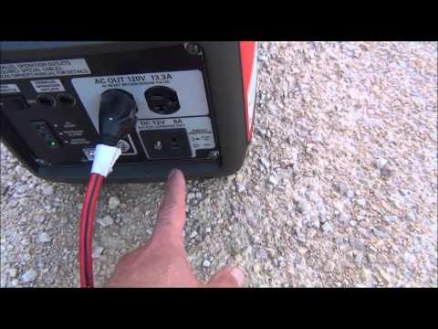 Генератор Хонда, 2000 ватт. Generator Honda EU2000i