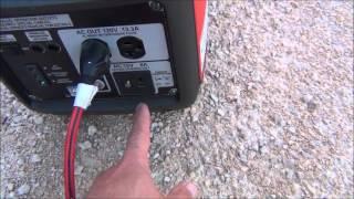 Генератор Хонда, 2000 ватт. Generator Honda EU2000i(, 2012-07-13T09:10:10.000Z)