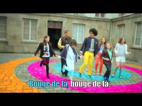 Pop's Cool - Bouge de Là - Karaoke