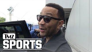 John Legend Says LeBron's