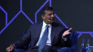 Dr. Raghuram Rajan Speech on Economic Growth, Financial Inclusion, Blockchain Tech at #SwellbyRipple
