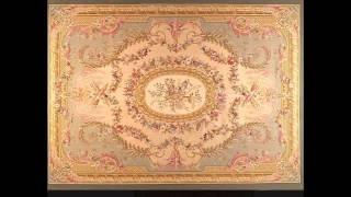 Обюссоновские ковры и гобелены. Франция.(L.Koledova., 2015-07-17T18:53:09.000Z)