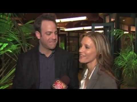 OnTheRedCarpet.com: Paul Adelstein and KaDee Strickland talk about the onscreen pregnancy